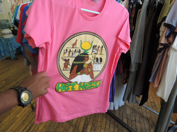 T-shirts that were sold at the drum percussion