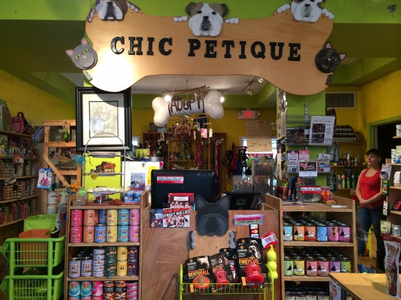 Chic Petique register and products.
