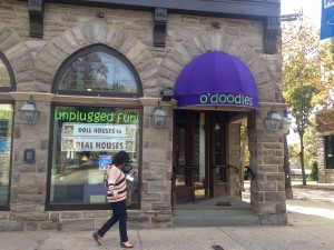 O'Doodles has recently closed its doors after more than 15 years in Chestnut Hill.