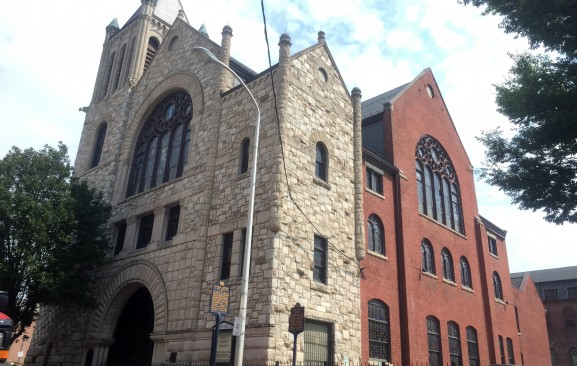 When the Mother Bethel African Methodist Episcopal Church opened in 1794, it served as both a church and sanctuary for runaway slaves.