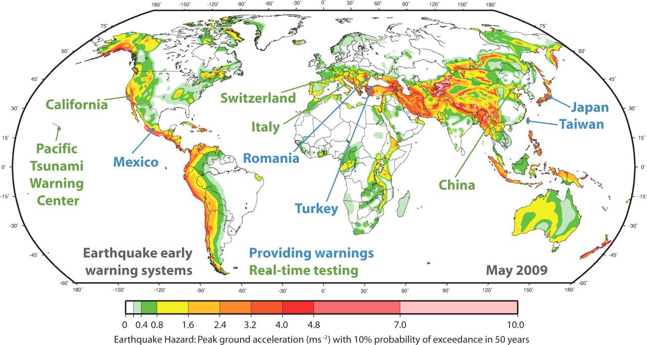 Global seismic hazard map from w3 triton world global seismic hazard map from w3 gumiabroncs Gallery
