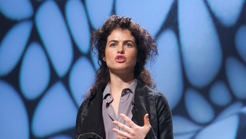 Neri Oxman: On designing form