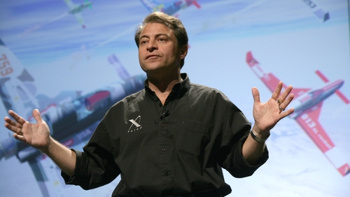 Peter Diamandis: Awarding big ideas
