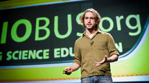Ben Dubin-Thaler: Science by bus