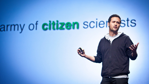 Yasser Ansari: Citizen science