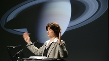 Carolyn Porco on the Cassini mission to Saturn