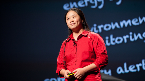 Amy Sun: Unlocking capacities