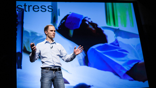 Thaddeus Pace on stress and health