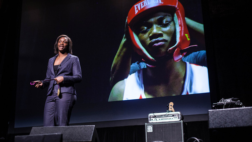 How boxer Claressa Shields overcame adversity to win gold