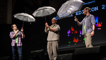 Pilobolus and MIT: Collaborative art