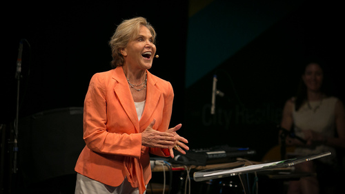 Judith Rodin: Stronger and smarter