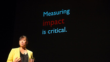 Esther Wang: Measure impact