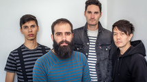 Pop music with Capital Cities