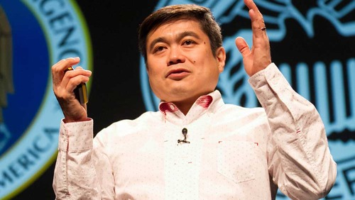 Joi Ito: A necessary rebellion