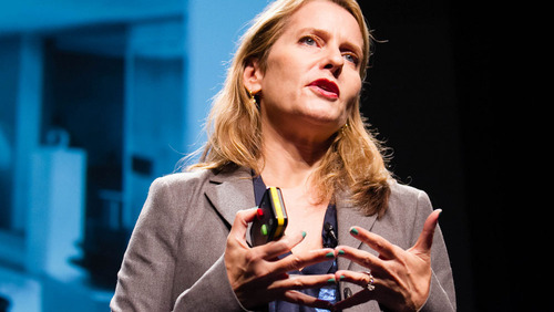 Paola Antonelli: Walk the walk