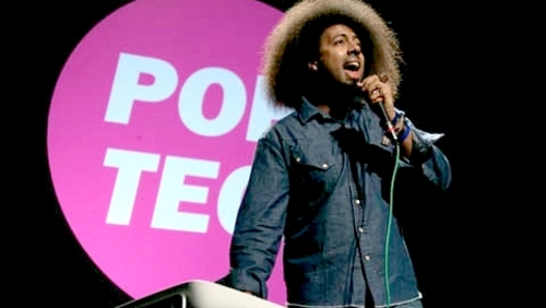 A comedic trip with Reggie Watts
