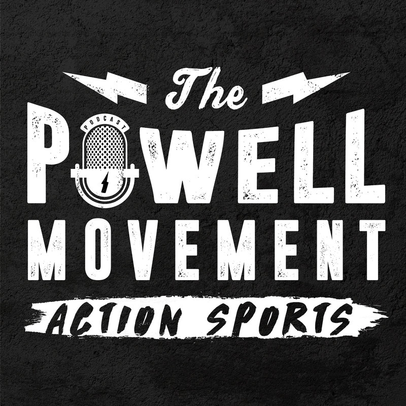 Podknife - The Powell Movement by Mike Powell 649e6d27d