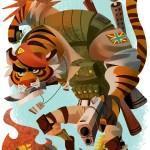 Illustrations by Kasidej Hempromaraj