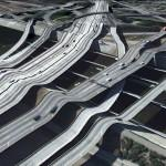 Surreal Google Earth Postcards from Clement Valla