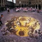 Illusionistic Street Artist Kurt Wenner