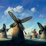 Surrealist Universe by Vladimir Kush