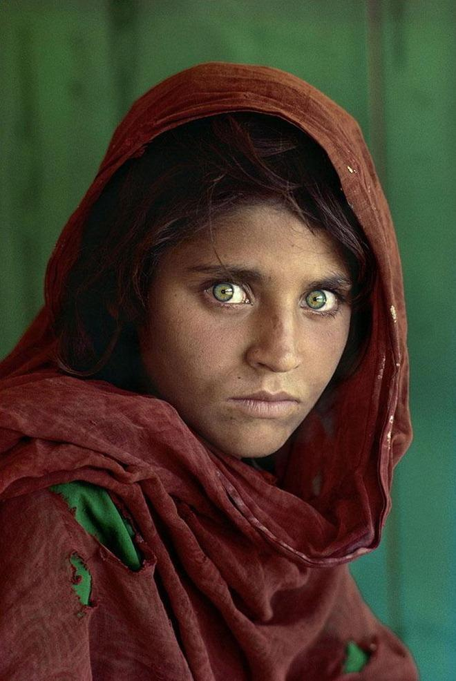 Steve McCurry ey8