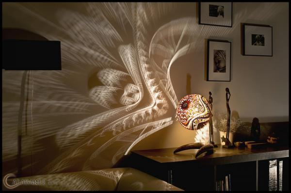 Fascinating and Cool Lamps by Calabarte