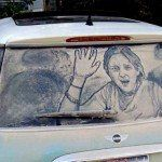 The Dirty Car Artist : Scott Wade