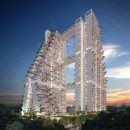 Singapore Condominium Project by Moshe Safdie Architects