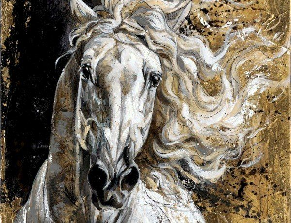 Horse Paintings For Sale Nz