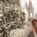 Incredibly Detailed Drawing by Joe Fenton