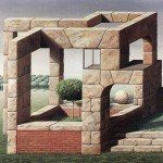 Perspective Illusion by Jos de Mey