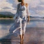 Watercolor Master Steve Hanks