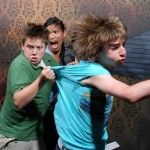 Nightmares Fear Factory Captures the Faces of Terror