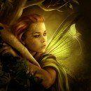 Fantasy Illustration by Elena Dudina