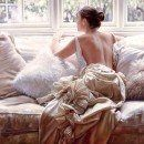Beautiful Oil Painting by Rob Hefferan