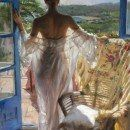 Women Painting by Vicente Romero Redondo