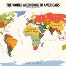 The World According to Americans by AlphaDesigner