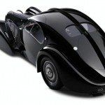 Most Expensive Car Ever Sold - Bugatti Type 57S Atlantic