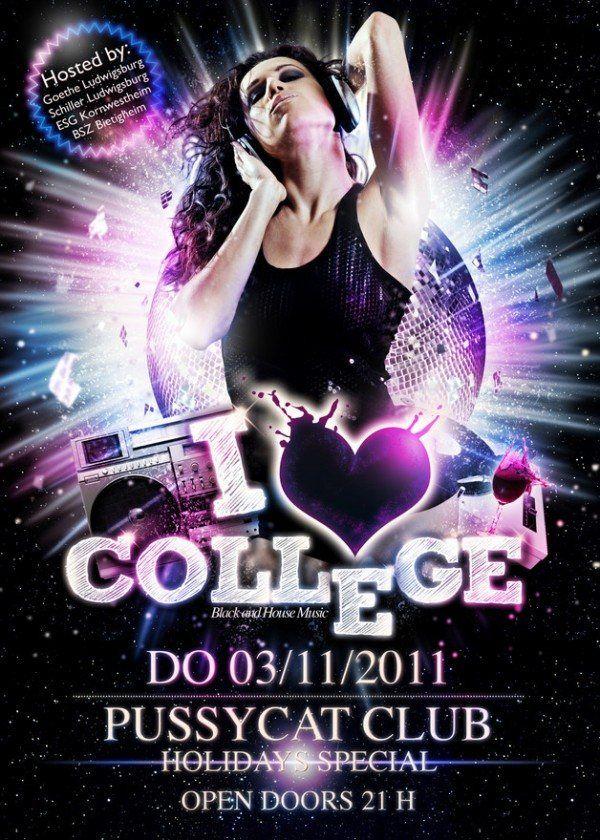 I love College Flyer 13