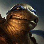 Ninja Turtle Art by Dave Repoza