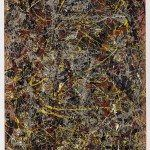 Most Expensive Painting Ever Sold - Jackson Pollock's Number 5