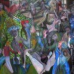 Edgeworth Johnstone | Contemporary Expressionism Paintings