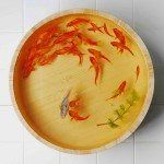 Incredible 3D Goldfish Painting by Riusuke Fukahori