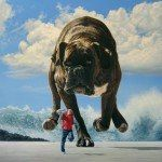 Surreal Painting by Joel Rea