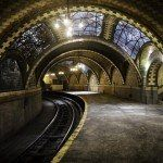 New York City Hall Secret Subway Station