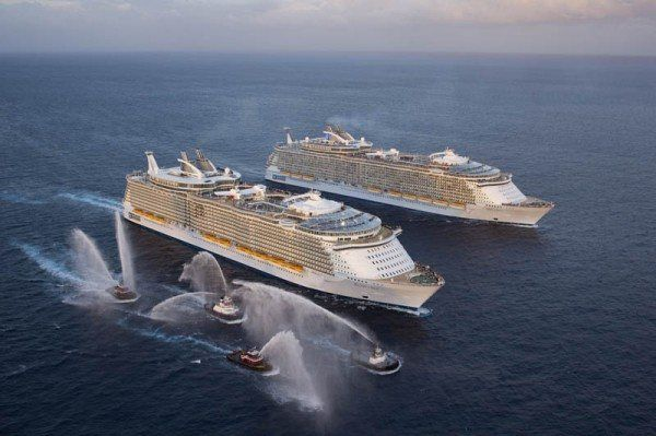 The Worlds Largest Cruise Ship Allure Of The Seas Pondly - Allure cruise ship