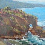Serene Plein Air Oil Paintings by Kathleen M. Robison