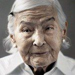 A Hundred Years and Still Smiling – Portraits of Centenarians by Karsten Thormaehlen