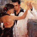 Andre Kohn's Figurative Impressionism